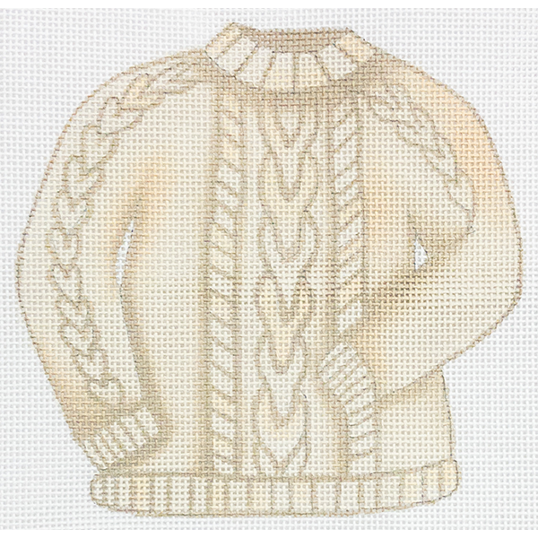CABLE KNIT SWEATER - 20% Off
