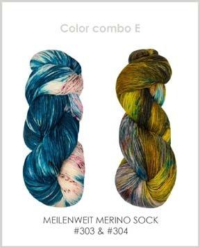 BRIOCHE COWL KIT (knit)