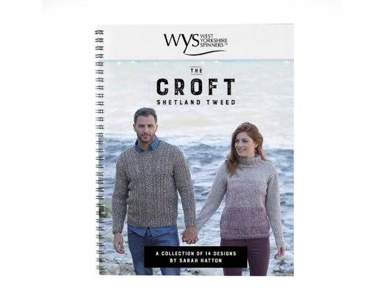 THE CROFT SHETLAND TWEED BOOK