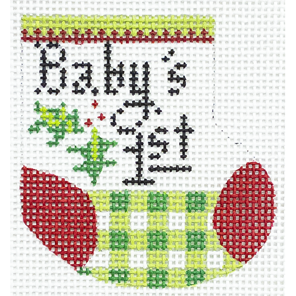 BABY'S 1ST WEE STOCKING