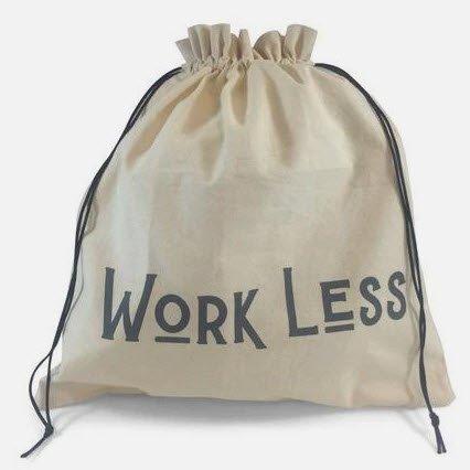 DELLA Q EDICT PROJECT BAG Work Less