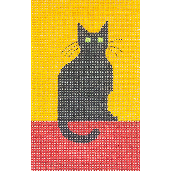 SMALL CAT NOIR
