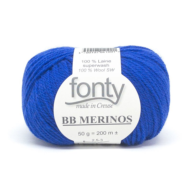 FONTY BB MERINOS