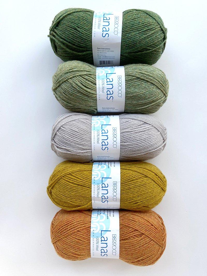 FERN LAKE BLANKET (knit) - Drop Ship Only