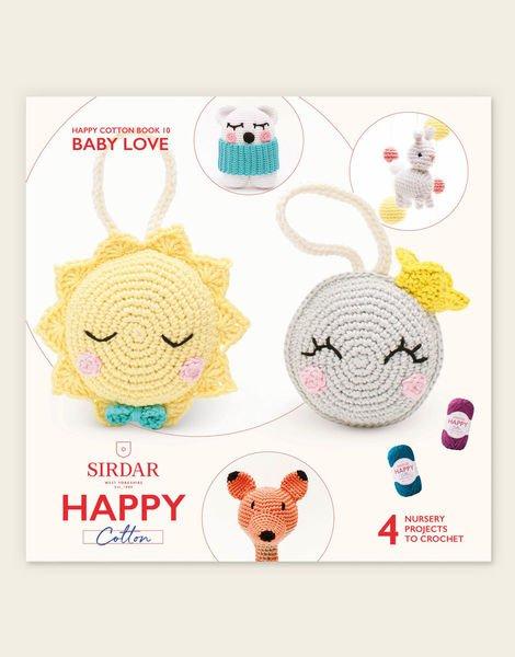 HAPPY COTTON BOOK: Baby Love 2