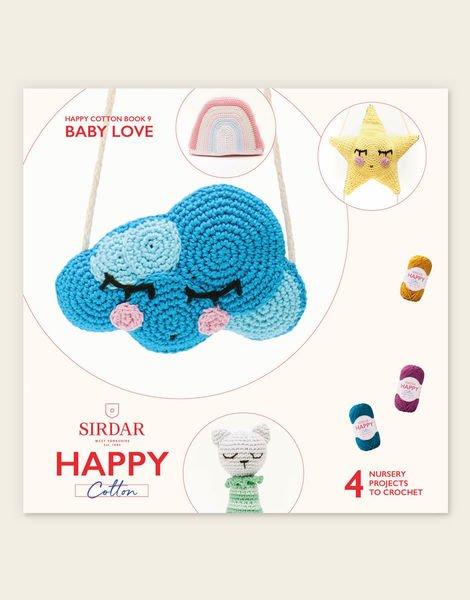 HAPPY COTTON BOOK: Baby Love 1