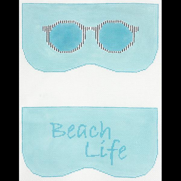 EYEGLASS CASE BEACH LIFE