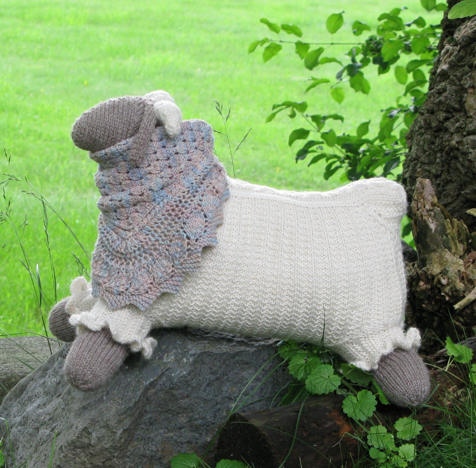SUE THE EWE Pattern Only
