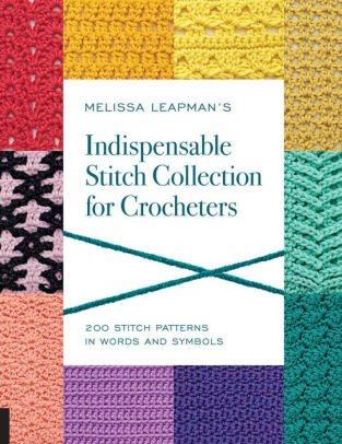 INDISPENSABLE STITCH COLLECTION FOR CROCHET
