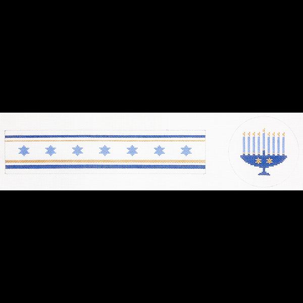MENORAH HINGED BOX
