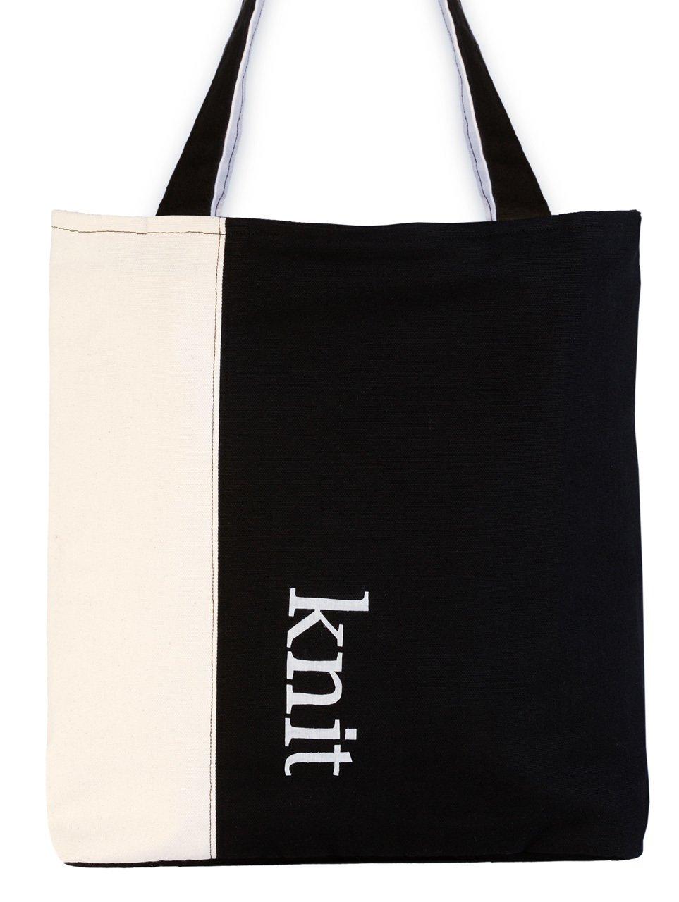 KNIT/PURL BAG