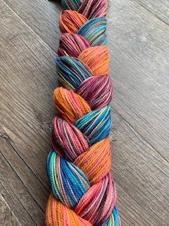KOIGU 3-COLOR BRAIDS