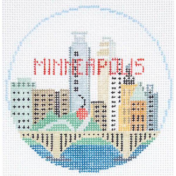 MINNEAPOLIS ROUND