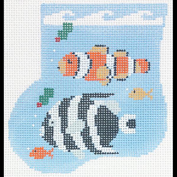 CLOWN FISH MINI SOCK