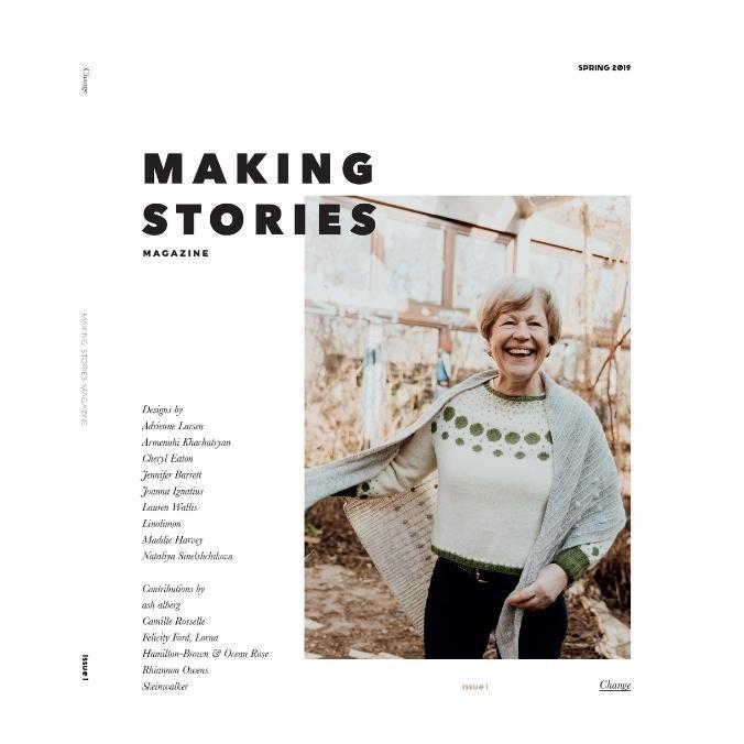 MAKING STORIES MAGAZINE