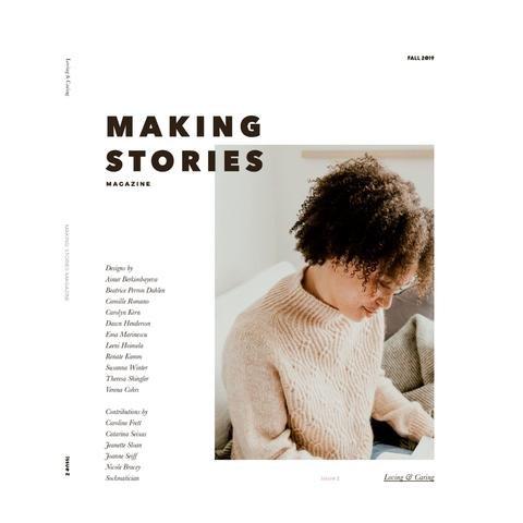 MAKING STORIES MAGAZINE Issue 2