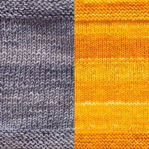 MAYA SHAWL KIT (knit) - Drop Ship Only