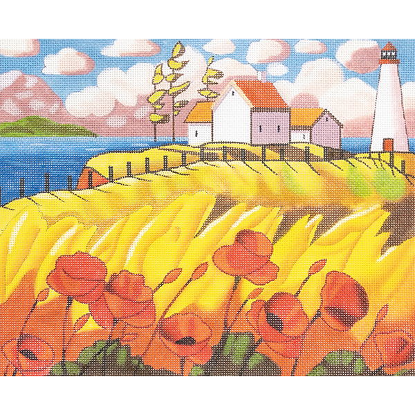 LIGHTHOUSES AND POPPIES - 50% Off