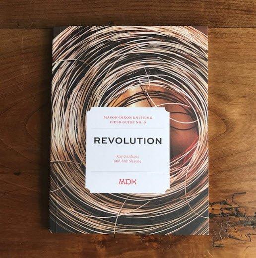 MASON DIXON FIELD GUIDE #9: Revolution