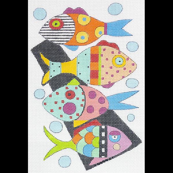 FISH FAMILY - SMALL