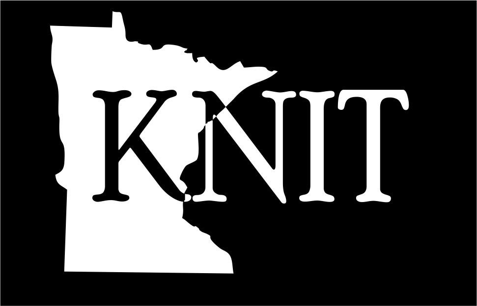 MINNESOTA KNIT DECAL 5