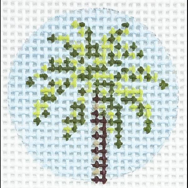 PALM TREE FOB INSERT