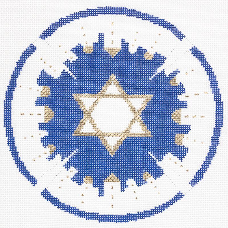 BLUE CITY OF JERUSALEM KEPAH