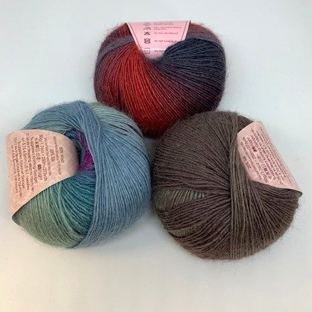 THE SHIFT Color Pack (knit)