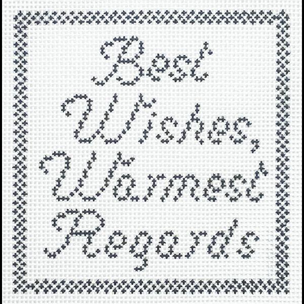 BEST WISHES WARMEST REGARDS