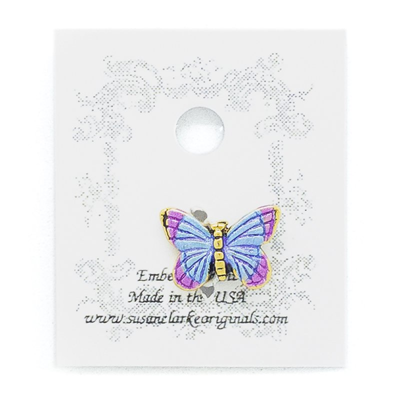 CHARM Butterfly Sew Down