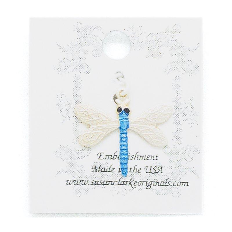 CHARM Dragonfly Blue