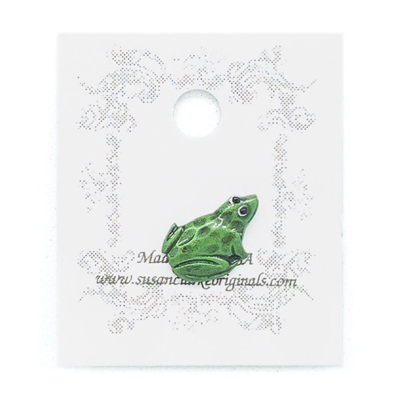 CHARM Frog Button