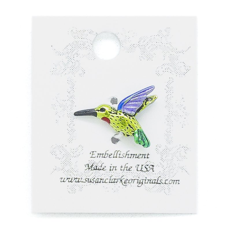 CHARM Hummingbird Sew Down