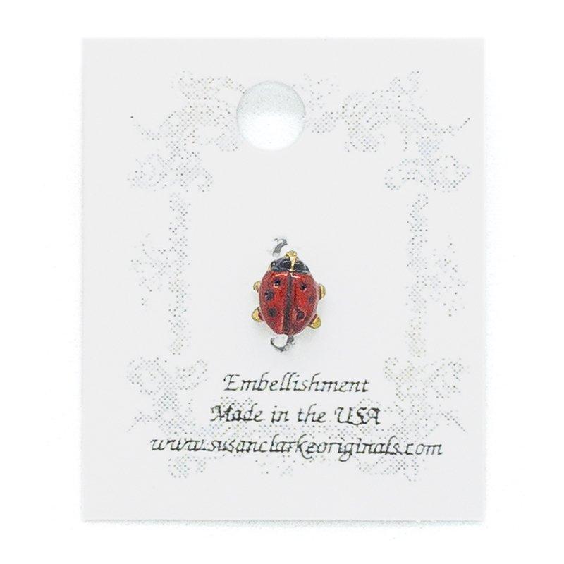 CHARM Ladybug Sew Down