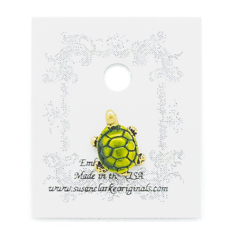 CHARM Turtle Sew Down