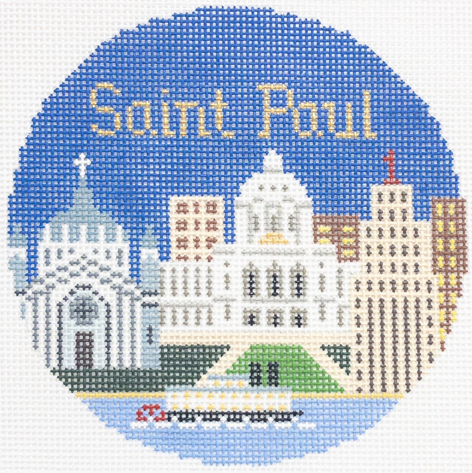 SAINT PAUL ORNAMENT