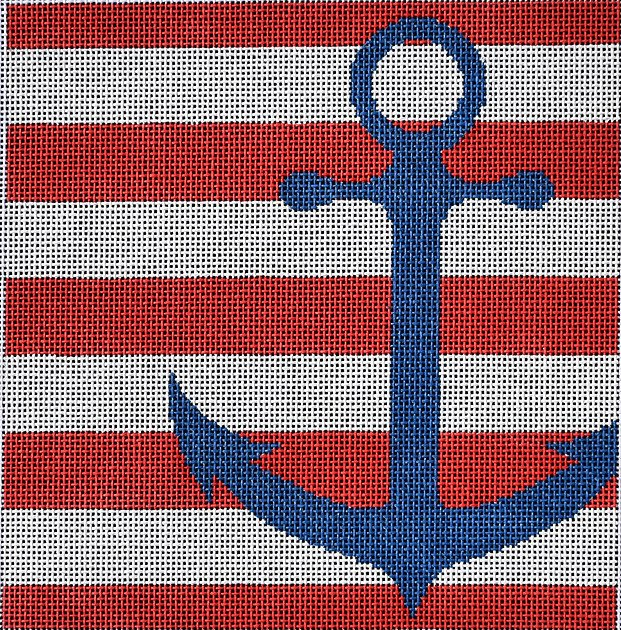 ANCHOR RED STRIPES