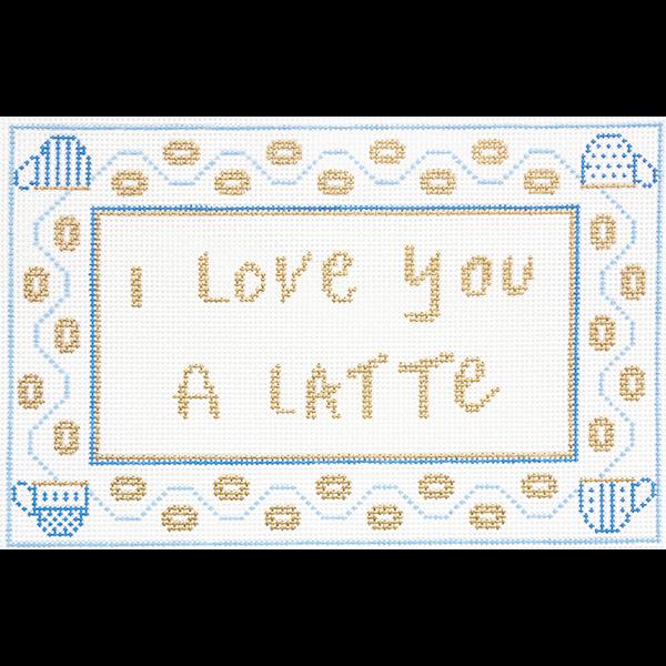 I LOVE YOU A LATTE - 50% Off
