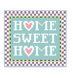 HOME SWEET HOME PASTEL