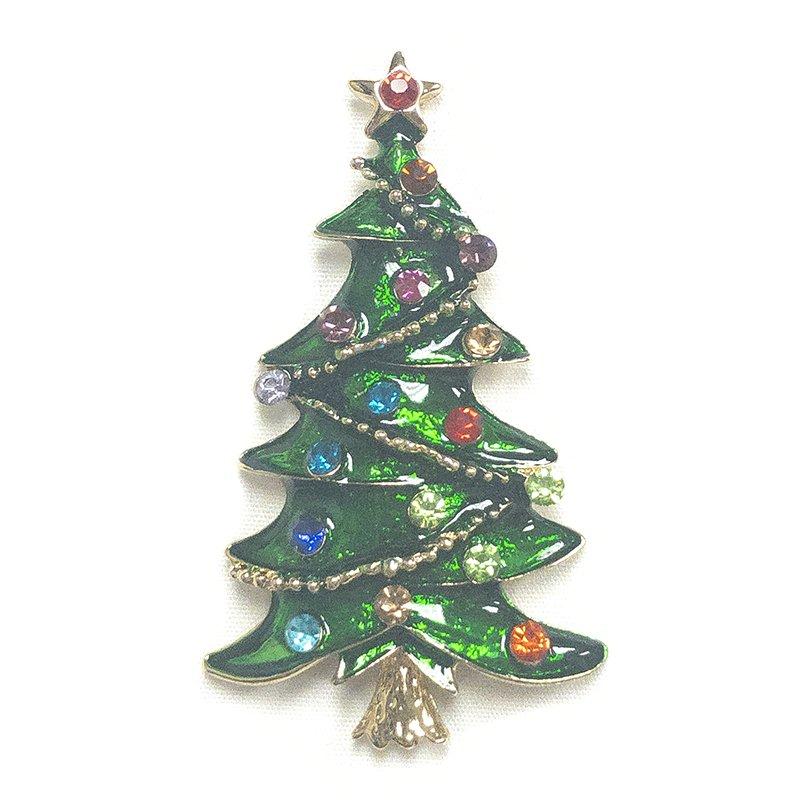CHRISTMAS TREE NEEDLE MAGNET