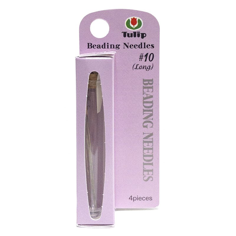 TULIP BEADING NEEDLES #10 Long