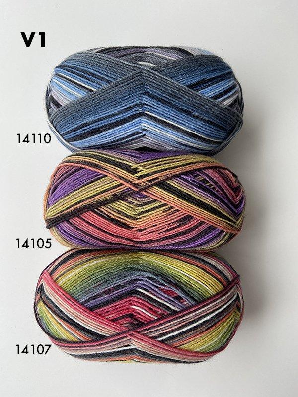 WALD BLANKET KIT  (crochet) - Drop Ship Only