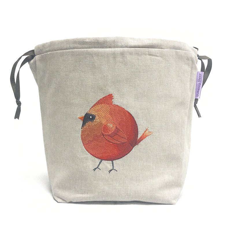 ROLY-POLY BIRD PROJECT BAGS Medium