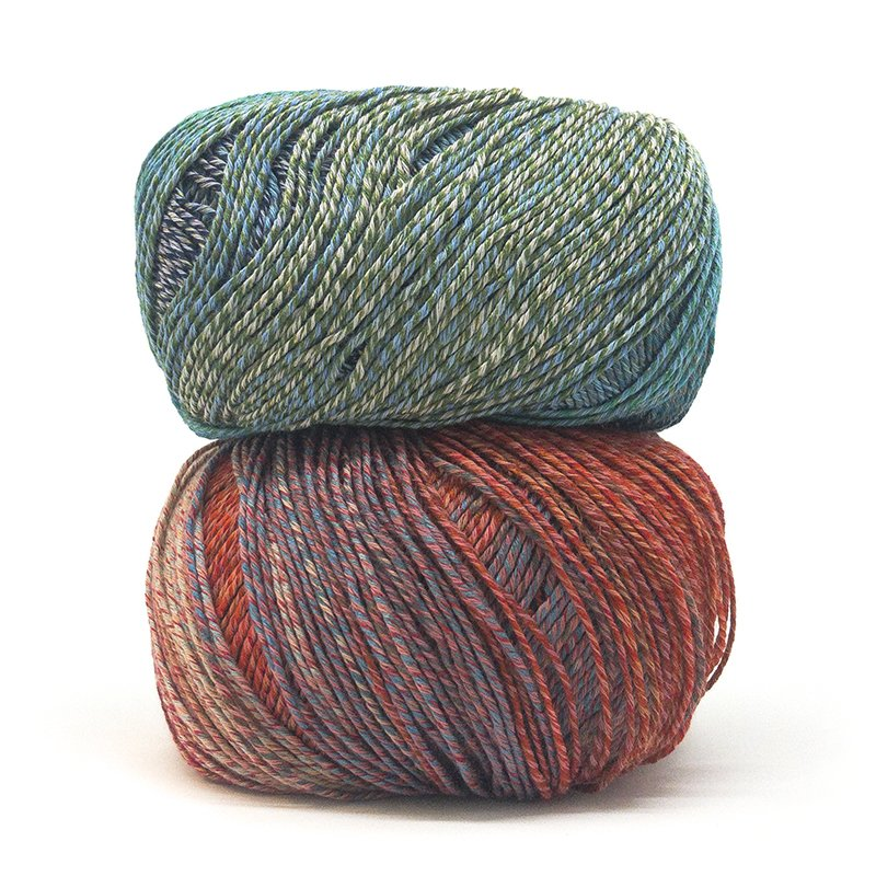 ZICKZACK SCARF Color Pack (knit)