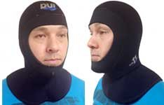 DUI Hood 11MM Warm Neck Self-Venting