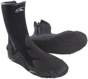 O'Neill 5MM Boot w/Zipper