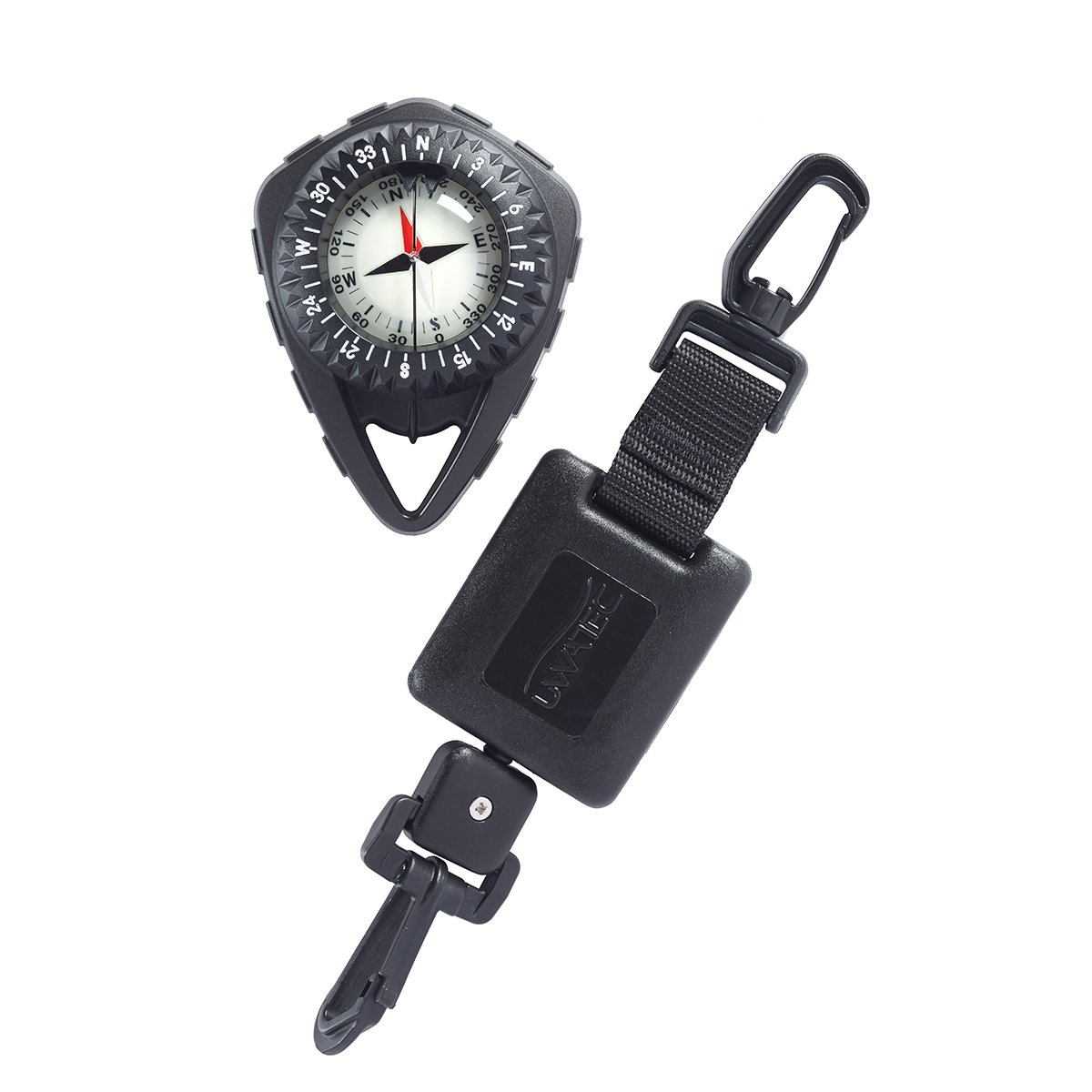 ScubaPro Fs-1.5 N Compass With Retractor