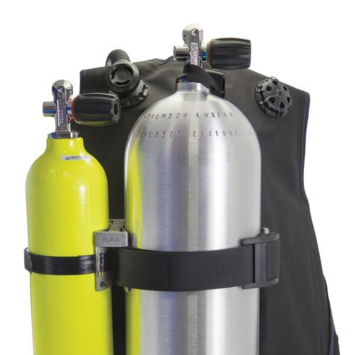 XS Scuba Highland Pony Mount for 4.4 Diameter Cylinders