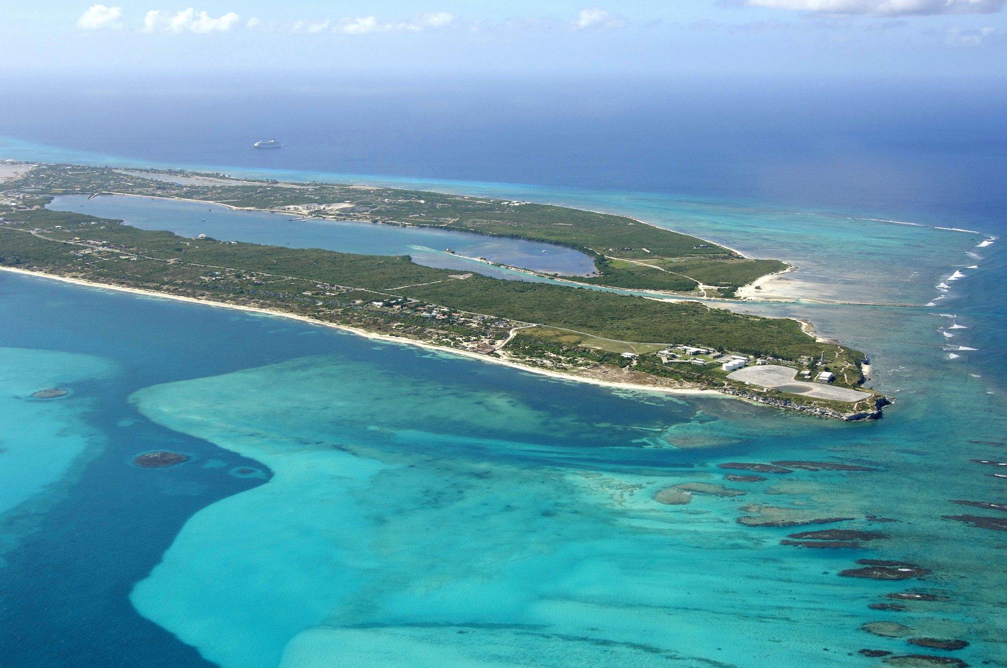 Turks & Caicos - April 2019