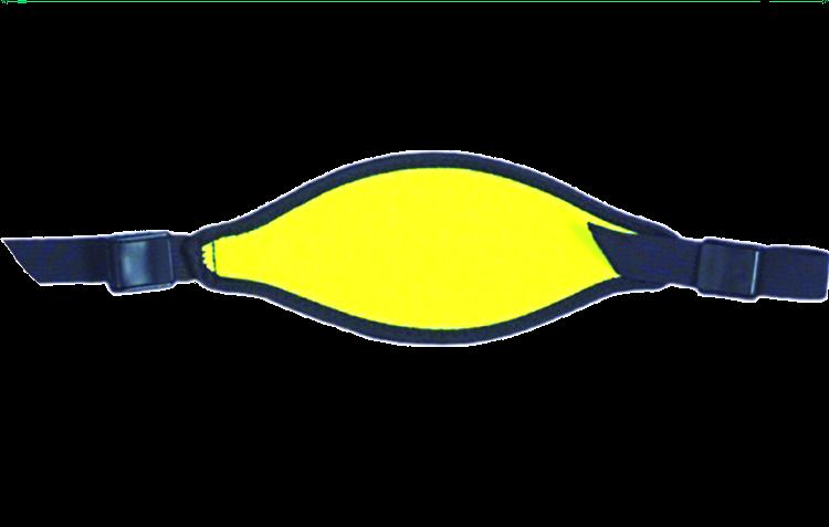 Mask Strap Buckle w/Flatirons Scuba & Travel Logo